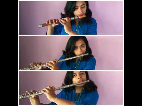 Yennai Arindhaal - Unakkenna Venum Sollu (Flute Cover) Ajith Birthday Tribute. Benny Dayal - Harris.