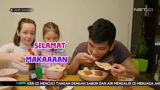 Uli dan Mamanya Ternyata Lahap Juga Makan Masakan Indonesia - Diary Bahagia