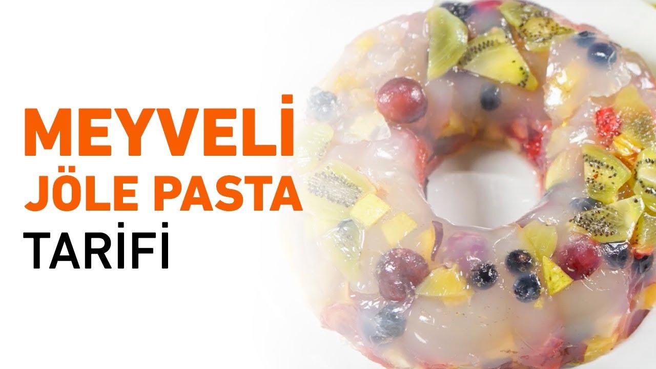 Jöleli Pasta Tarifi Videosu