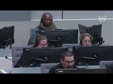 Decision of the Appeals Chamber on Mr Gbagbo's detention, 19 July 2017
