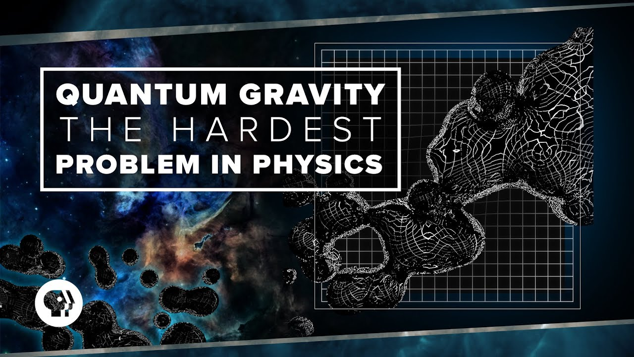 Quantum Gravity and the Hardest Problem in Physics | Space Time - YouTube