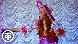 Концерт танцевальной группы Большого детского хора ЦТ и ВР 1989