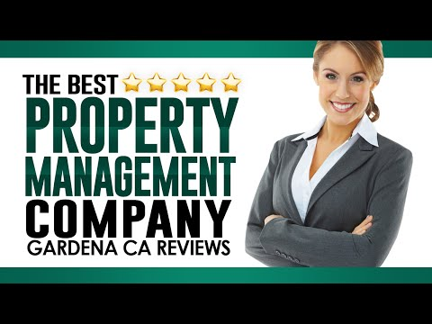 The Best Property Management Company Gardena Ca Reviews