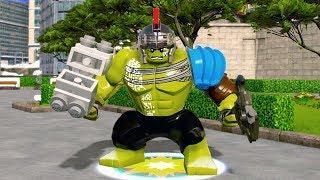 LEGO Marvel Super Heroes 2 - Hulk Thor: Ragnarok (Character Showcase)