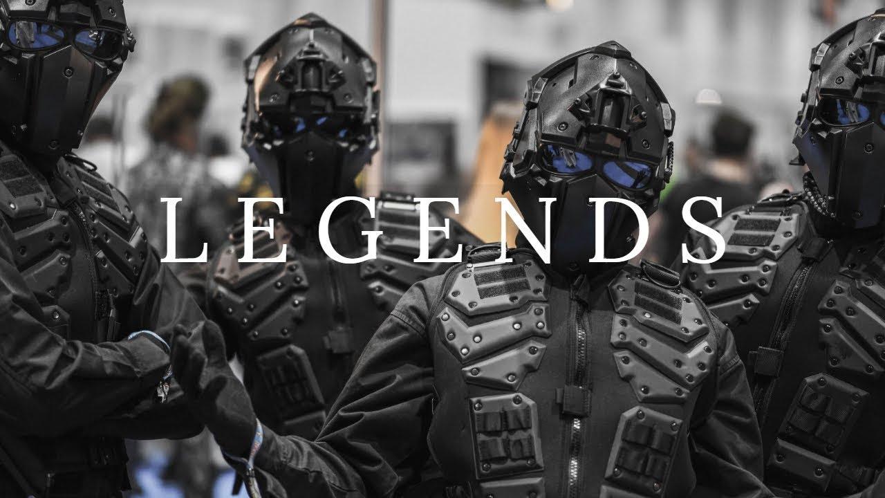 Eben & Trias - Legends (feat. Jimmy Wit An H)