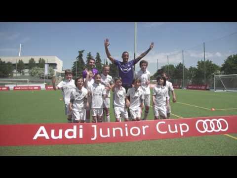 Audi Junior Cup: la competición perfecta para descubrir todo el talento del futuro.