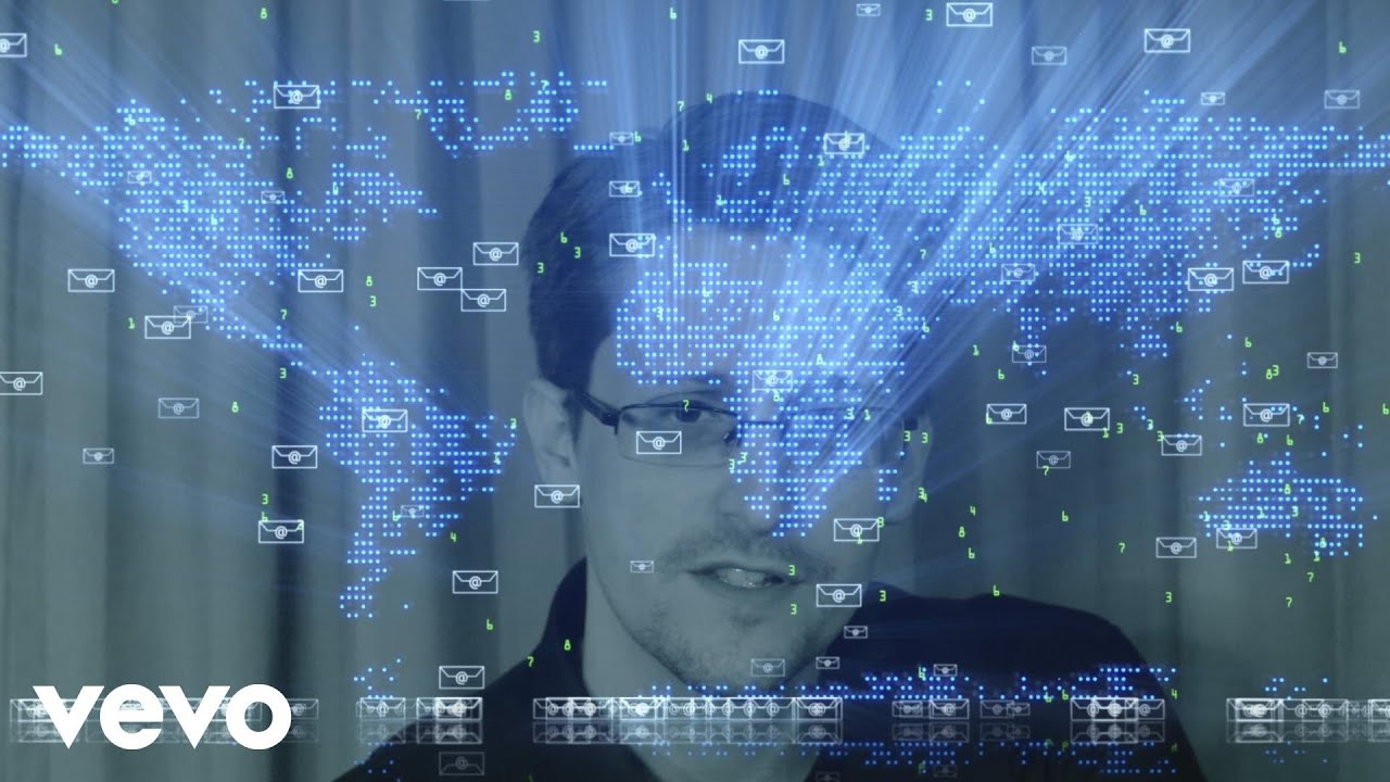 Edward Snowden releases techno song with Jean-Michel Jarre | Music