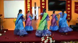 EL-SHADDAI MINISTRIES SINGAPORE -Youth Dance