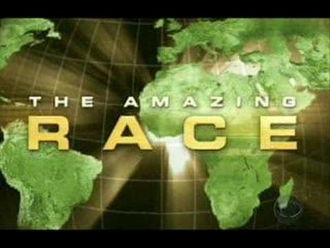 The Amazing Race Soundtrack - Main Titles