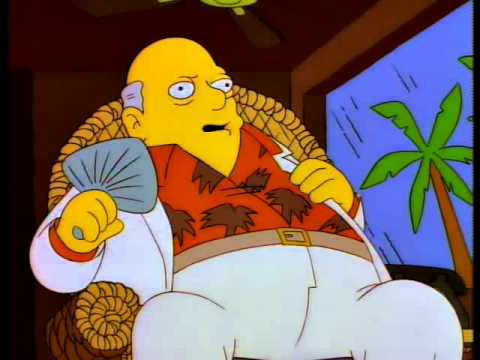 The Simpsons - Bart The Fink 0715 - Cayman Islands