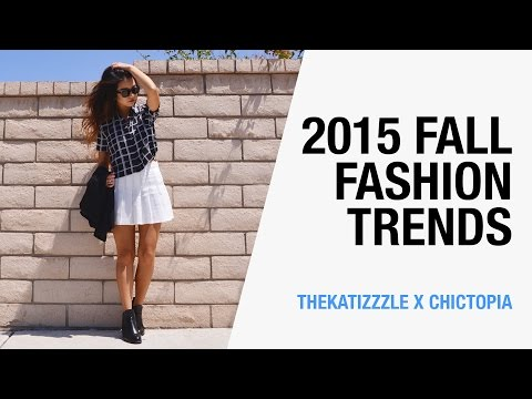2015 Fall Fashion Trends Haul – Zara, Forever 21, Urban Outfitters | thekatizzzle x Chictopia