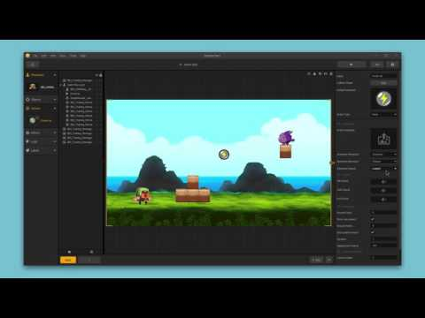 Advanced Power Up Assets - Buildbox 2 Tutorial