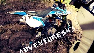 Dirt bike 125cc ADVENTURES#3