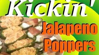 2 Kickin Jalapeno Poppers
