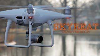 SKYREAT Filter Set for Phantom 4 PRO