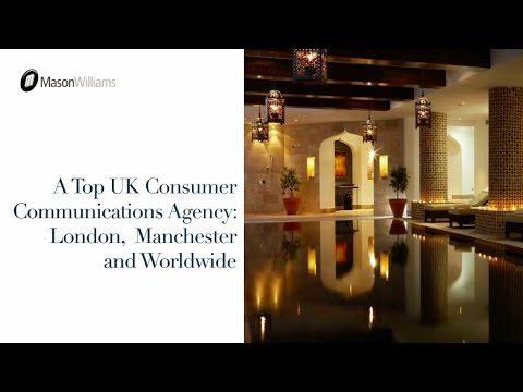 Mason Williams Hotel, Restaurant and Property Credentials 2016