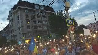 Protest Cluj #faraPenali (11 Aug 2018)