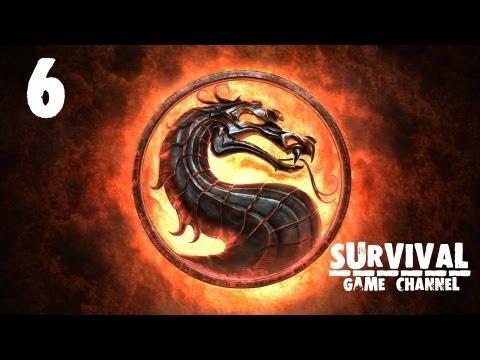 Прохождение Mortal Kombat — Часть 6: Киборги