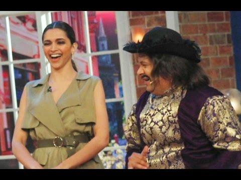 Comedy Nights With Kapil - Deepika Padukone And Ranbir ...