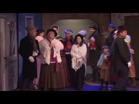 Scrooge the musical full production