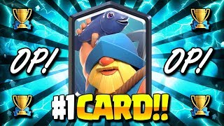 NEW FISHERMAN IS INSANE!! HIGHEST WIN % CARD AFTER UPDATE!!