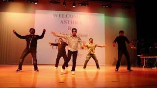 cleveland state university ASTHRA Indian Fest Fall 2012 - Munni Badnam huyi