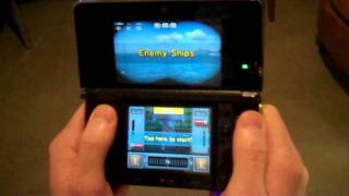 CGRundertow - STEEL DIVER for Nintendo 3DS Video Game Review Part Two
