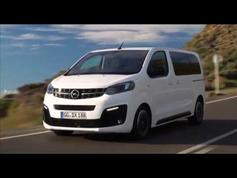 Opel Zafira Life Review