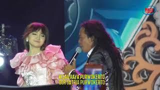 DUET ROMANTIS JIHAN UDY ft Sodiq MONATA - KILAU RAYA PURWOKERTO 2018