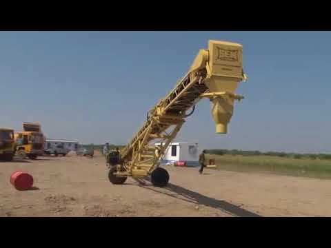 Mobile Concrete Placer by Surelia Engineering Works