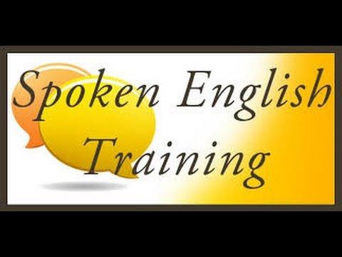 Spoken English learning videos