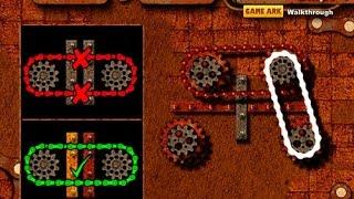 Логические игры - Соединить цепи механизма