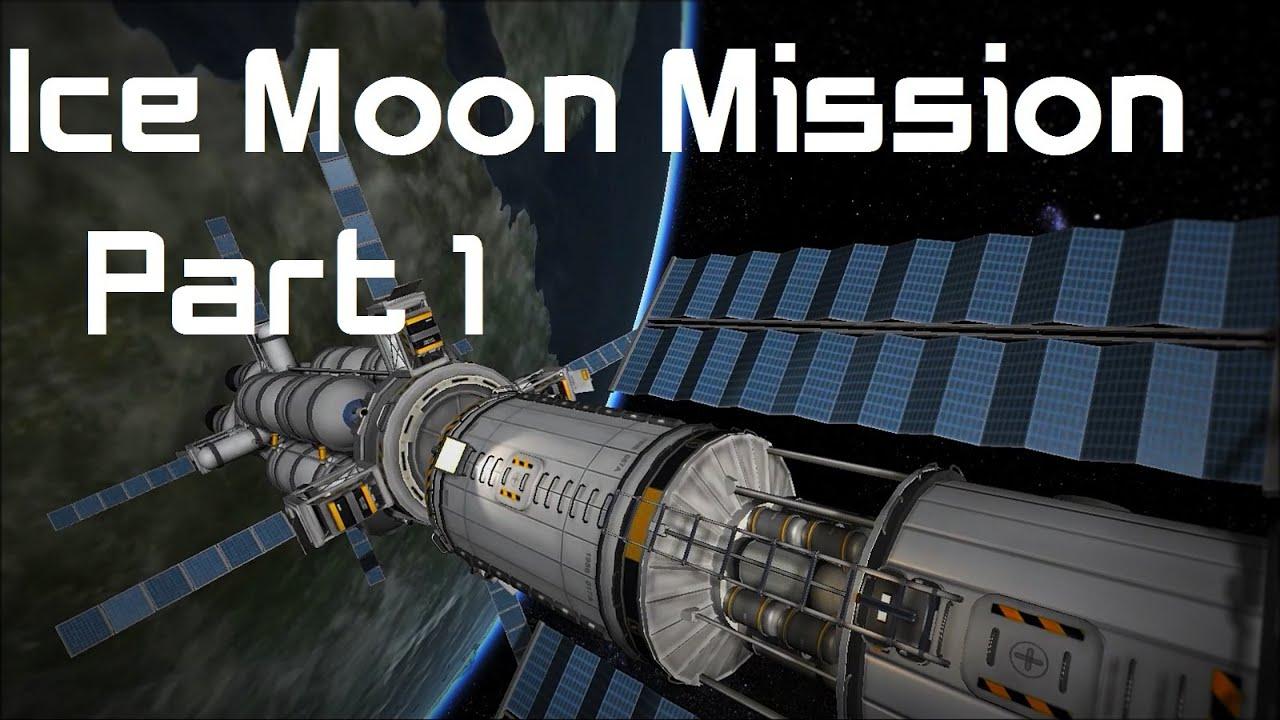 Ice Moon mission - Part 1