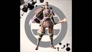 Music from the Sengoku Basara 4 Soundtrack.