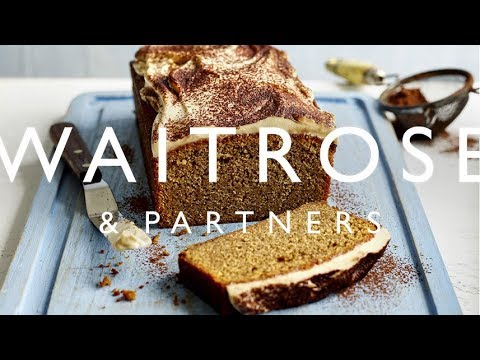 Cappuccino Loaf Cake Waitrose Partners
