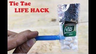 Tic Tac Life Hack