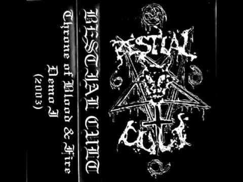 Bestial Cult - Invocation of the Dark Spirits (2003) (Underground Raw Black Metal El Salvador)