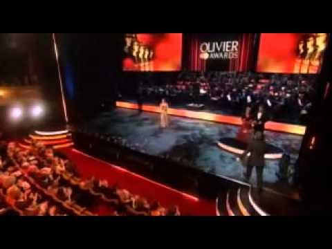 2011 Olivier Awards Roger Allam best male actor