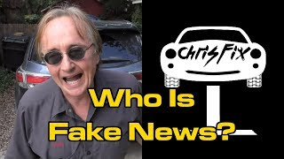Are YouTube Mechanics Fake News? - Scotty Kilmer vs ChrisFix