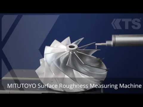 KTS Turbobillet X - Advanced Manufacturing Technology (161215)