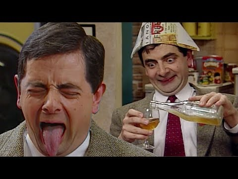 Drink Up Bean!  | Funny Clips | Mr Bean Official