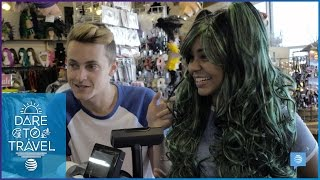Damon and Jo Wig Out In Austin, Texas | Dare To Travel Episode 5