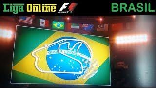 GP de Brasil (Interlagos) de F1 2017 - Liga Online F1 - Copa Brasil de F1 Virtual