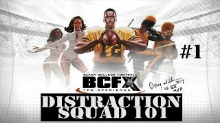 we caught that   bcfx black college football the x perience the doug williams edition pt 1