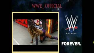 Alicia Fox vs. Nia Jax Raw, Sept. 12, 2016