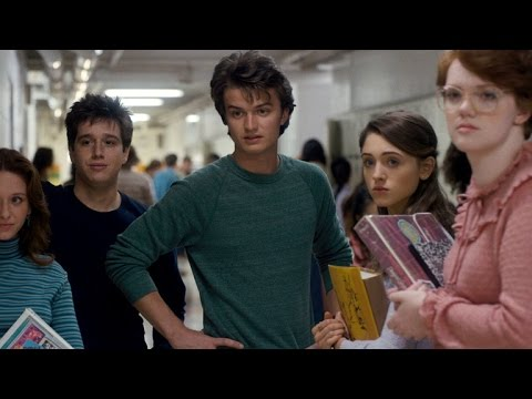 Stranger Things Season 2: Actor Joe Keery Talks 'Steve and Nancy ...