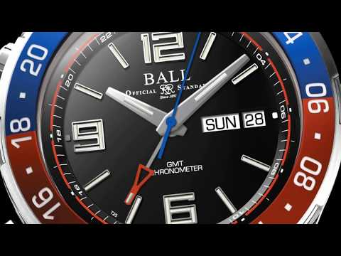 Ball Roadmaster GMT - The World's First GMT Day Date