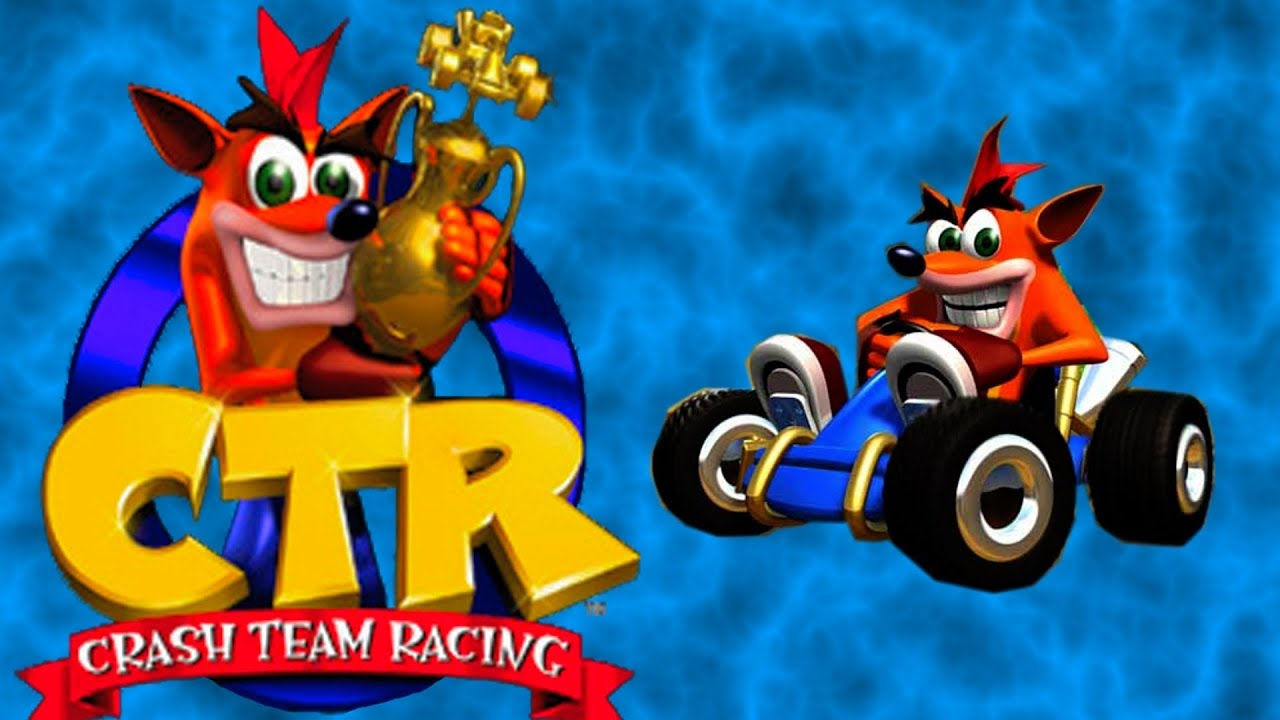 crash team racing nostalgia   youtube