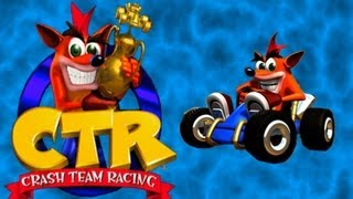 Crash Team Racing - Nostalgia!?