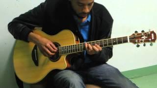 Ou Pati (Haiti troubadour) à la guitare_ Alex K-by